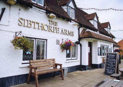 The Sibthorpe Arms