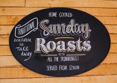 The Sibthorpe Arms Sunday roasts